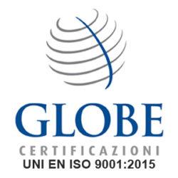 globe-certificato-uni-9001-2015